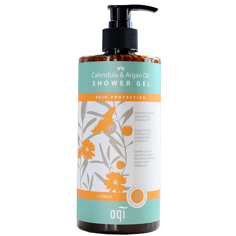Calendula & Argan Oil Shower Gel 500ml